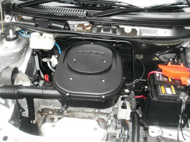 FIAT PUNTO engine