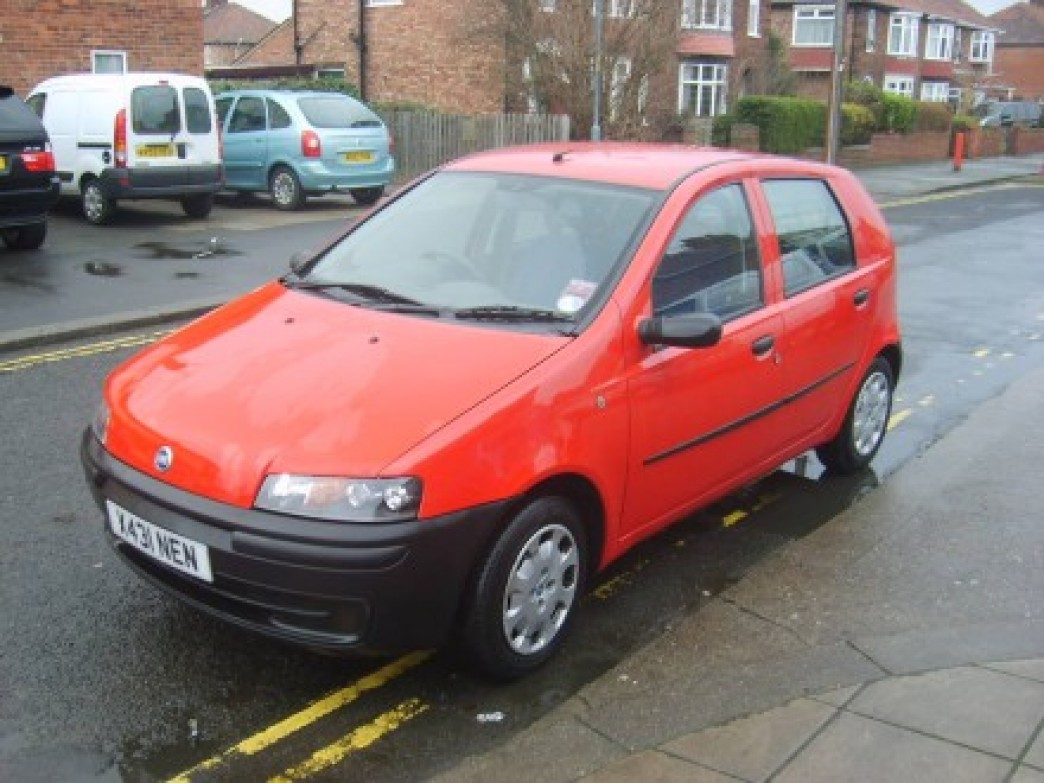 Fiat Punto Review And Photos