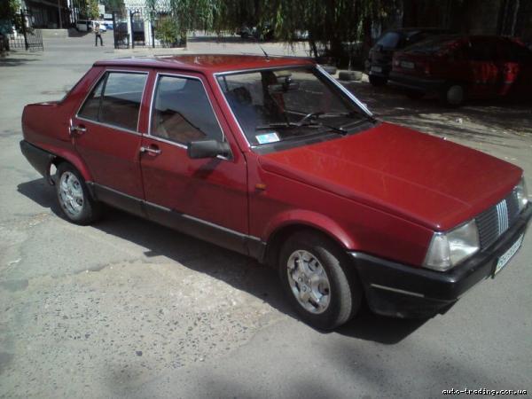 FIAT REGATA 1.6 red