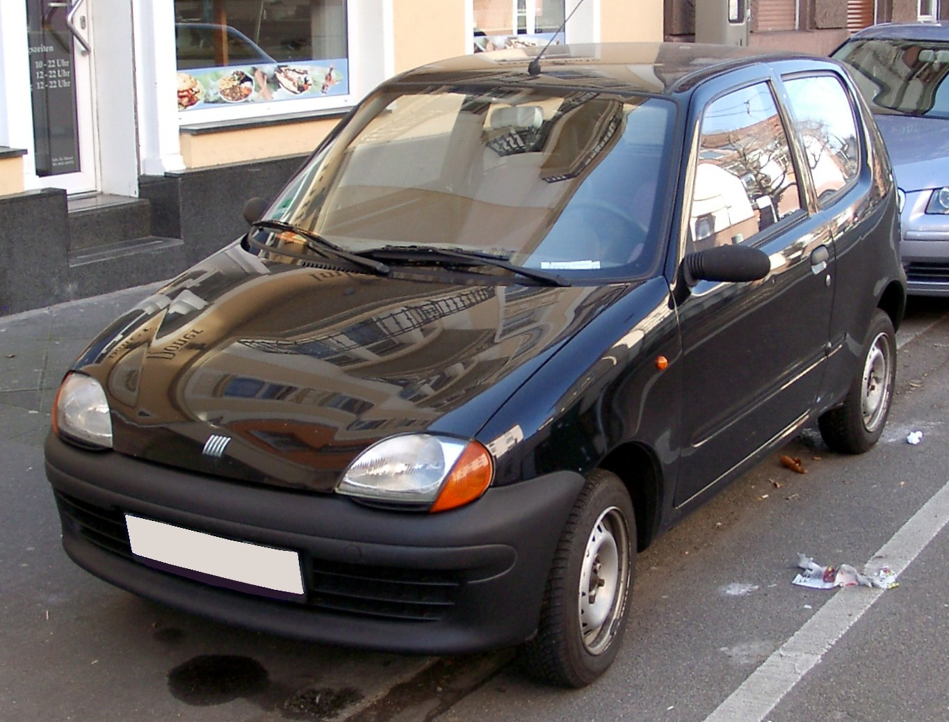 seicento this yard saw fiat sporting last scrap vagdave flickr weeke b by photos in a