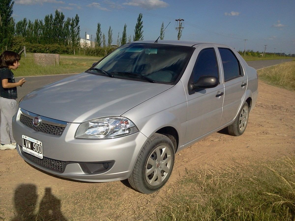 FIAT SIENA 1.4 brown