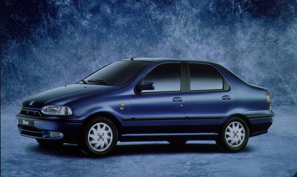 FIAT SIENA 1.4 engine