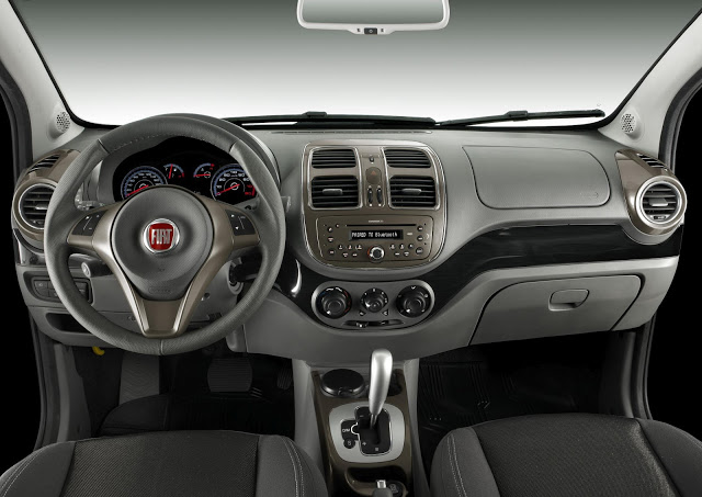 FIAT SIENA 1.4 interior