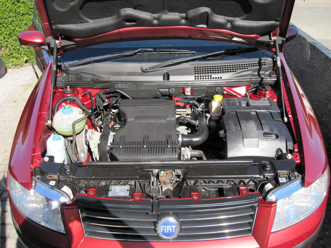 FIAT STILO engine