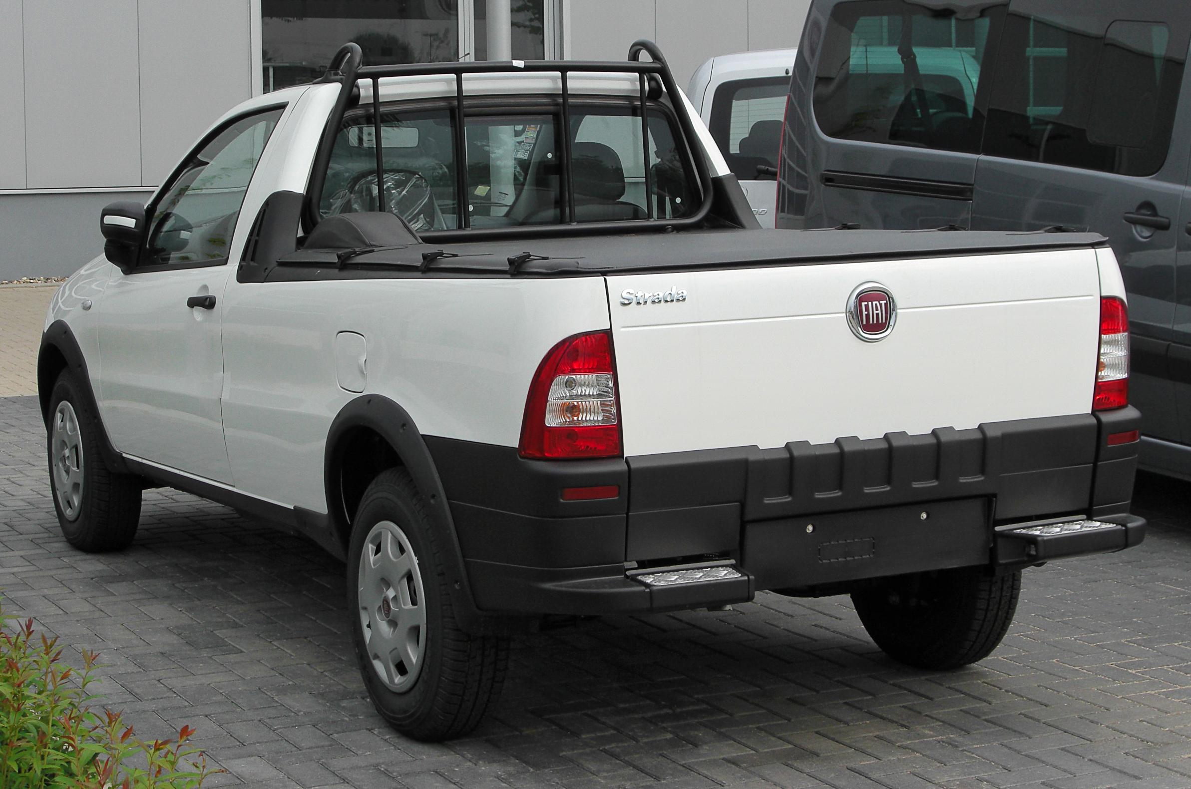 FIAT STRADA - Review and photos