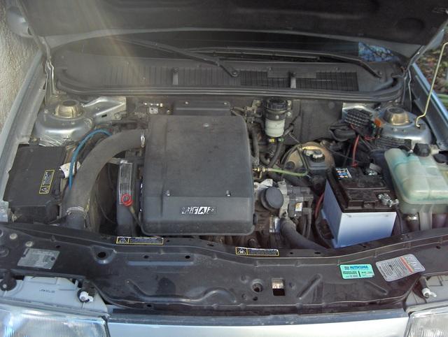 FIAT TEMPRA 1.4 brown