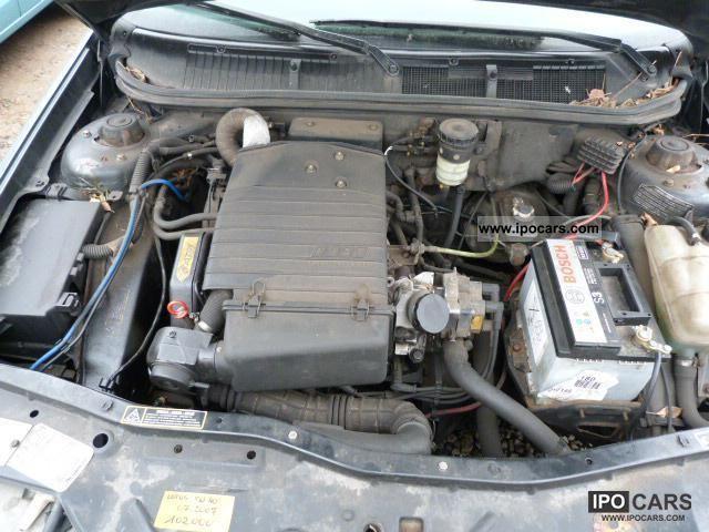 FIAT TEMPRA engine