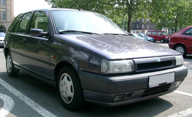 FIAT TIPO 1.4 black