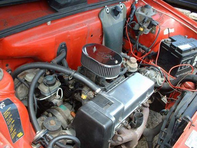 FIAT TIPO 1.4 engine
