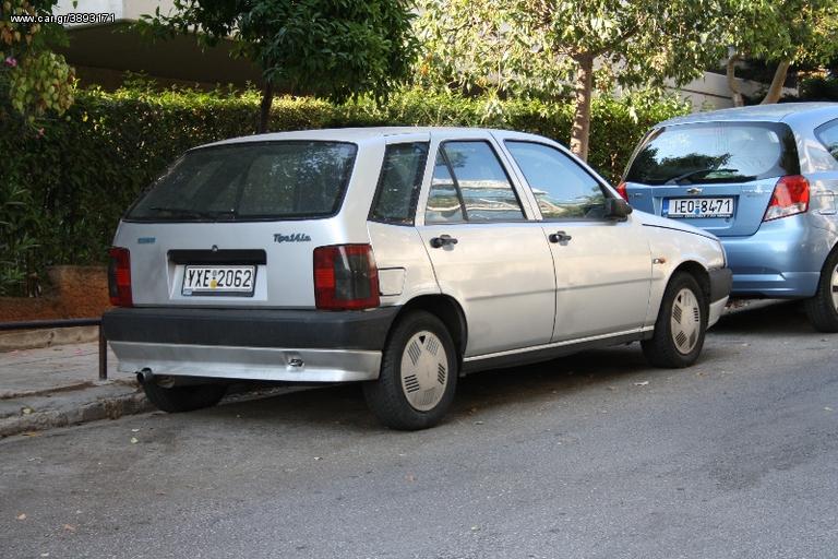 FIAT TIPO 1.4 silver
