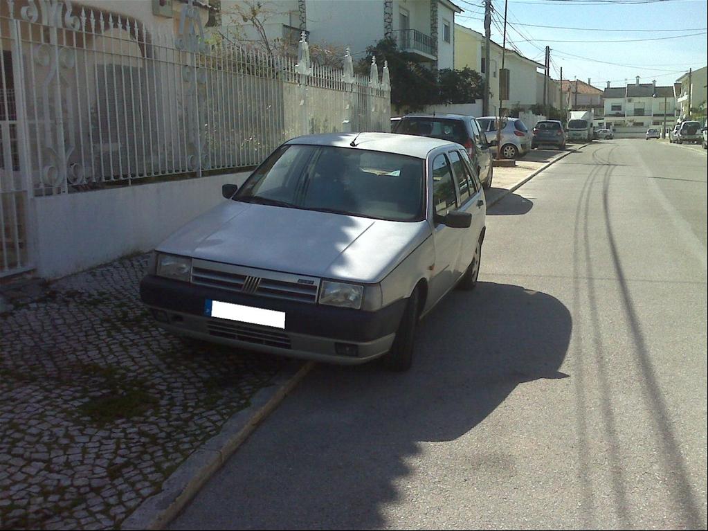 FIAT TIPO silver