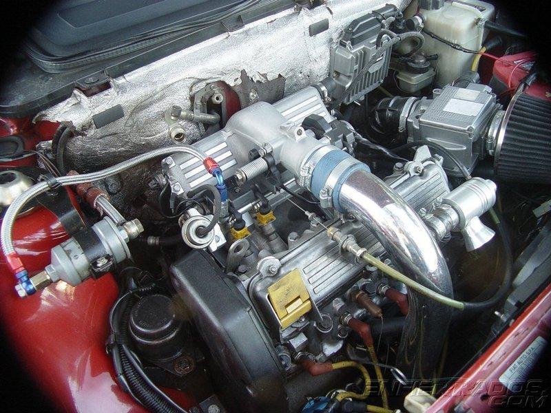 FIAT UNO 1.0 engine
