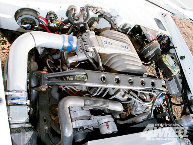 FORD BRONCO engine