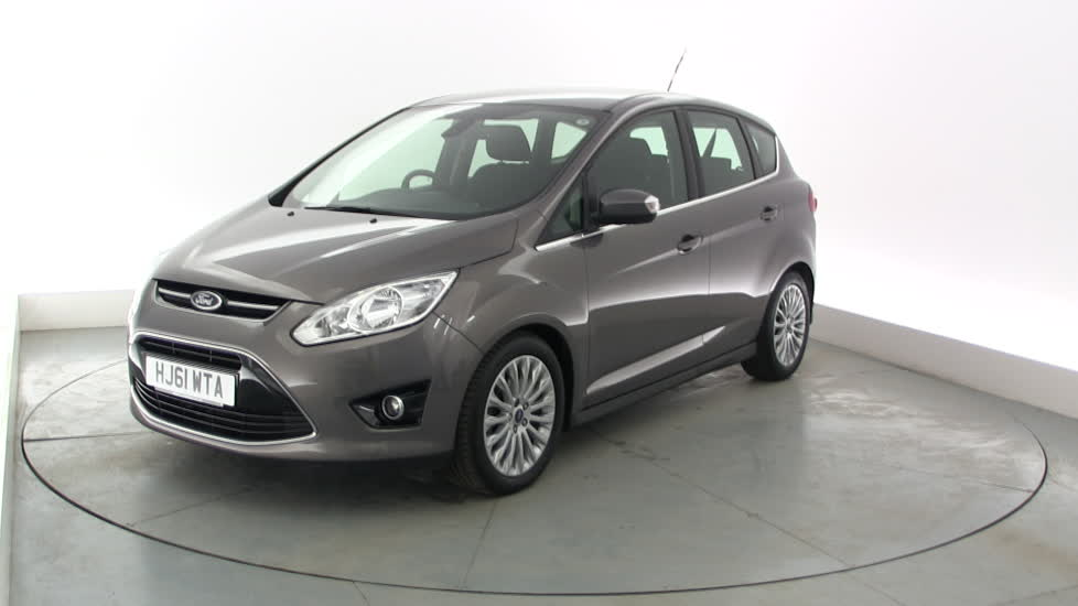 FORD C MAX brown