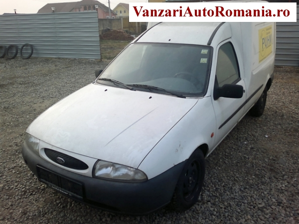 FORD COURIER 1.8 white