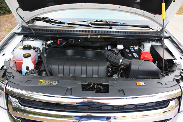FORD EDGE LIMITED engine
