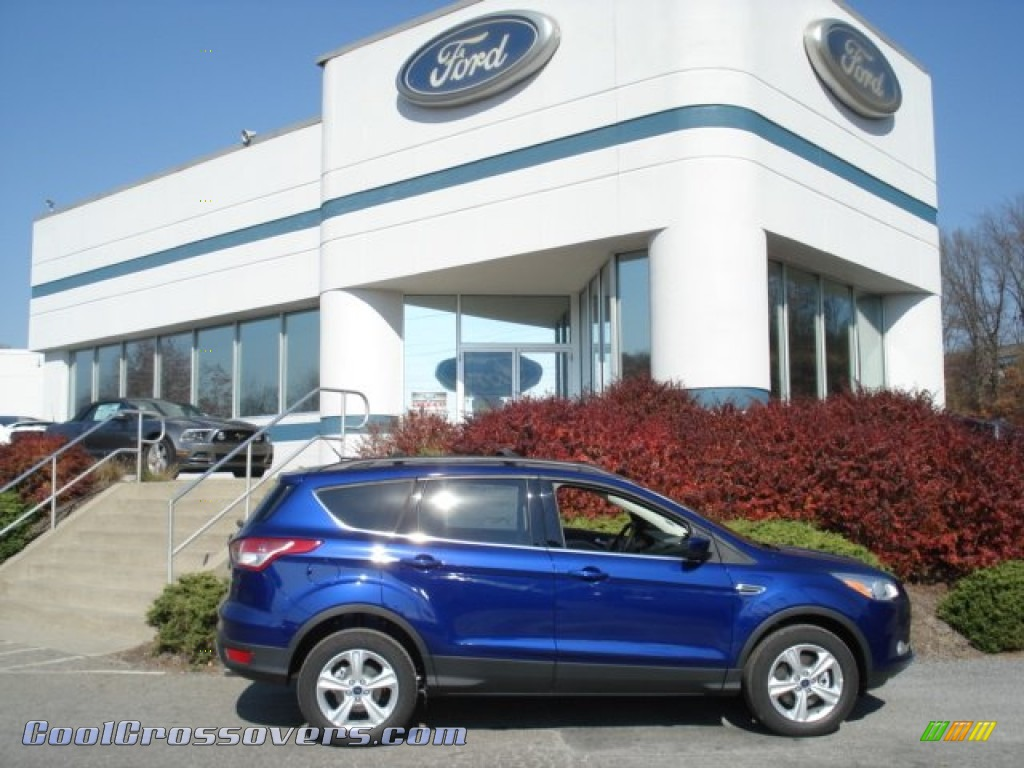 Ford escape 2 0 blue