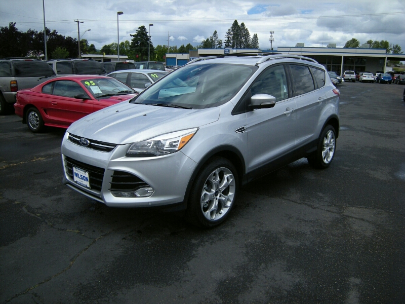 FORD ESCAPE 2.0 silver
