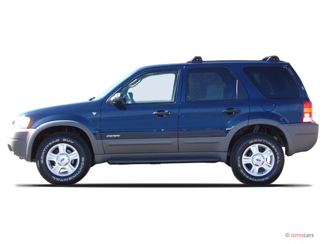 FORD ESCAPE blue