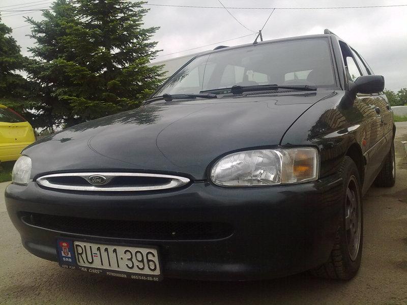 ford escort 1.6 i 16v