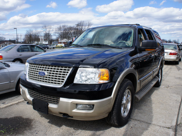 FORD EXPEDITION 4X4 engine
