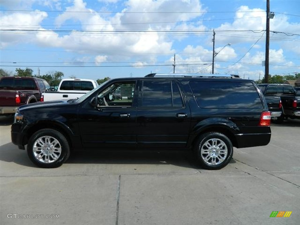 FORD EXPEDITION black