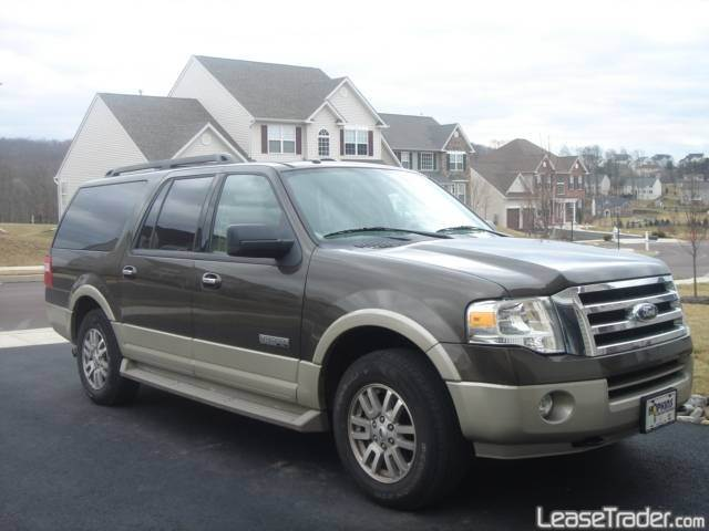 FORD EXPEDITION brown
