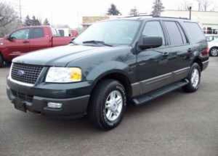 FORD EXPEDITION green