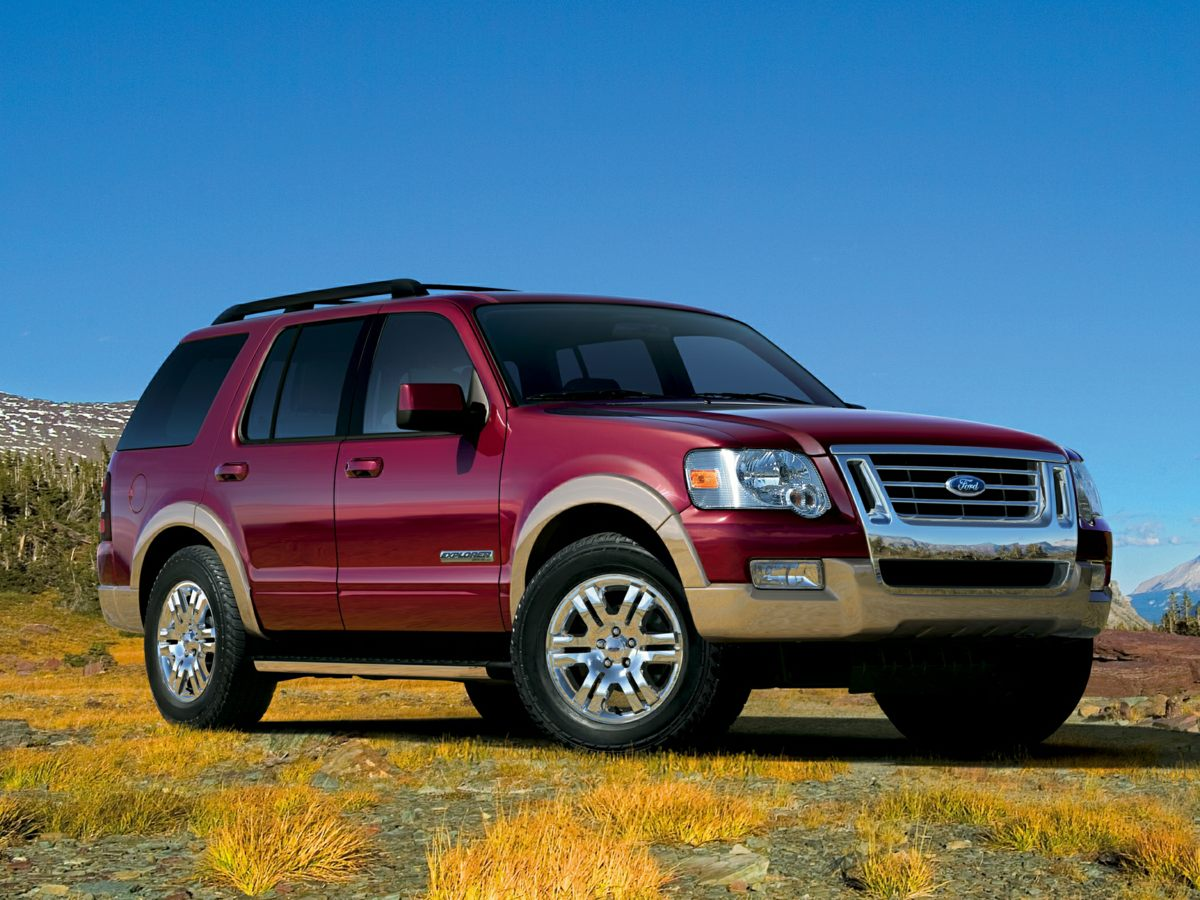 FORD EXPLORER 4.0 brown