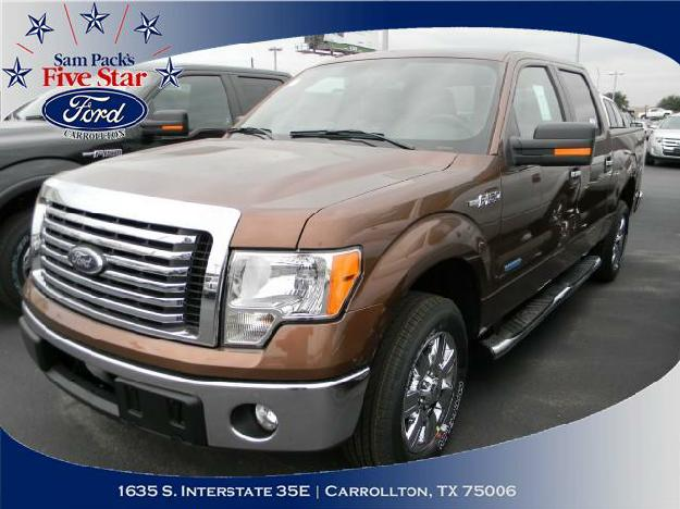 FORD F150 brown