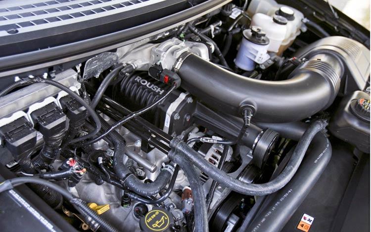 98 Ford F150 Engine