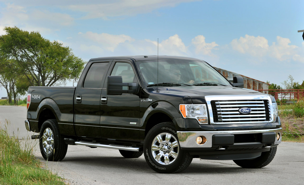 ford f150 review and photos. Black Bedroom Furniture Sets. Home Design Ideas