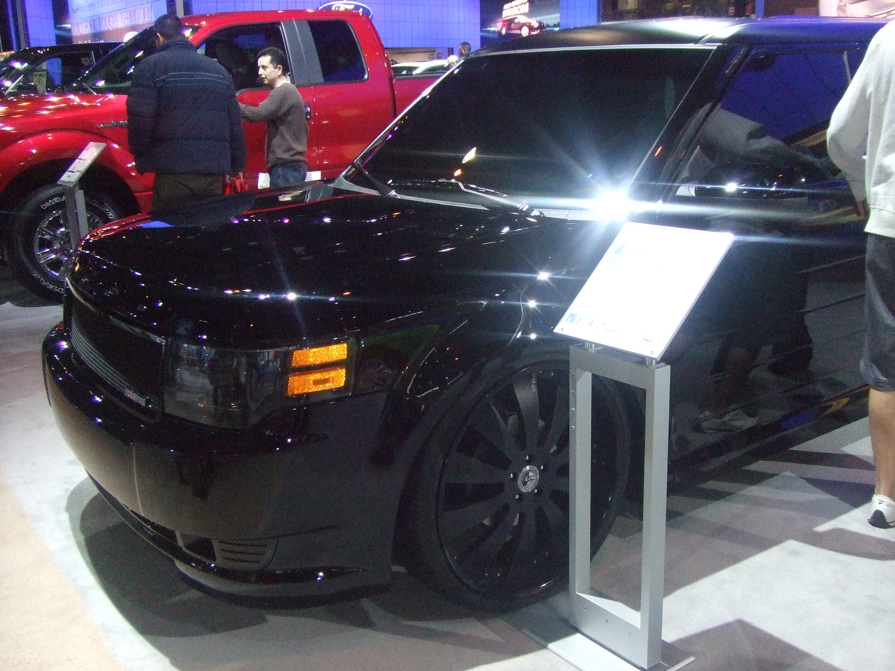 FORD FLEX black