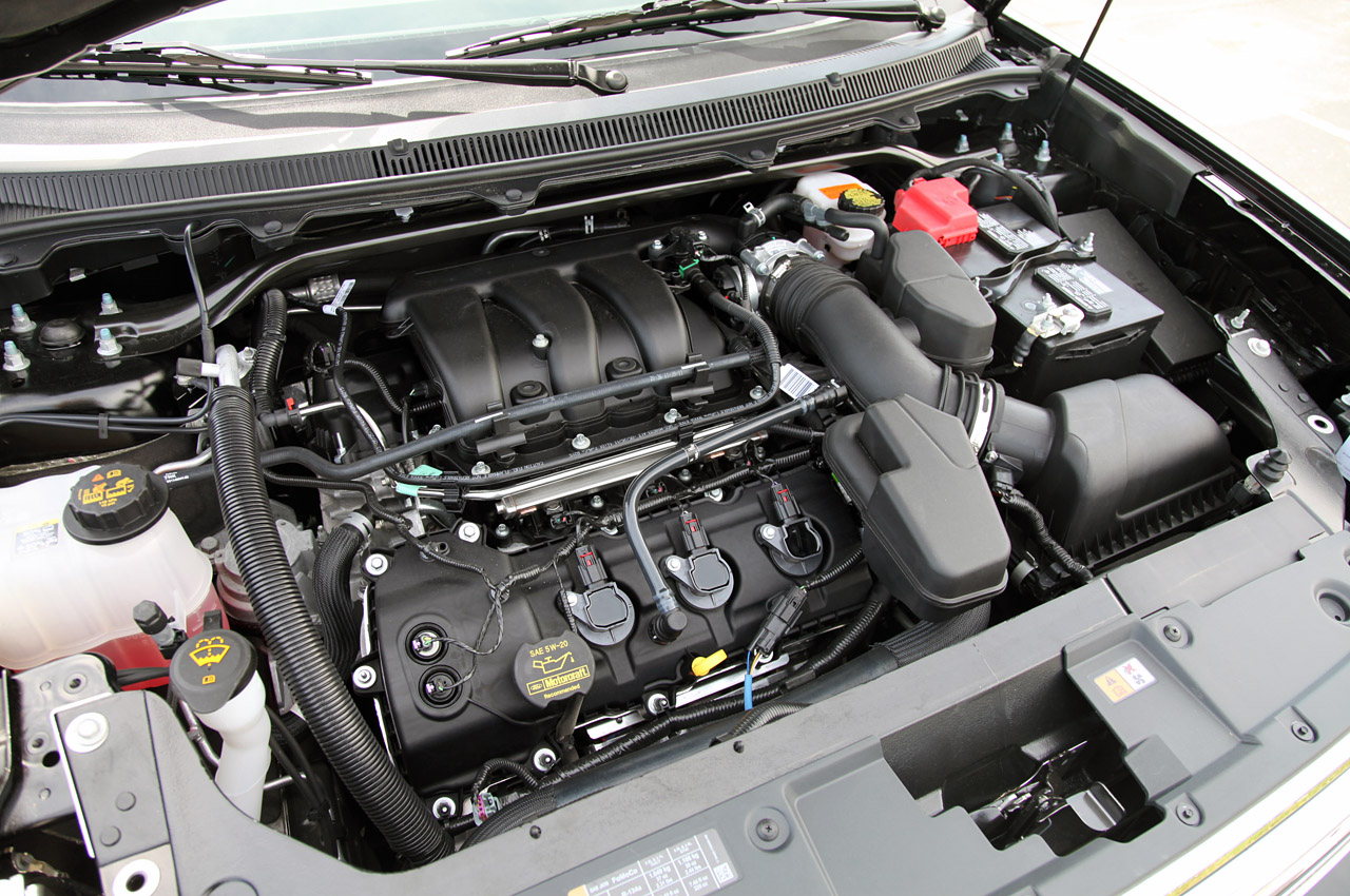 FORD FLEX engine