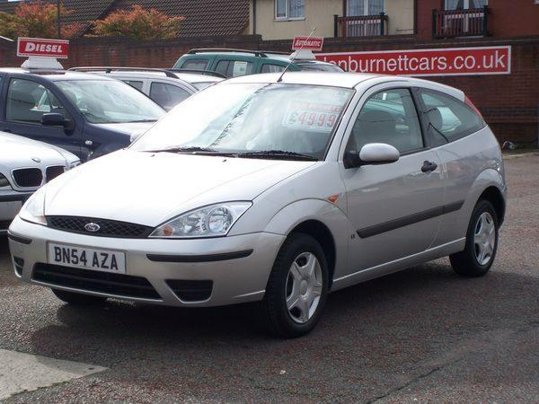 FORD FOCUS 1.4 engine