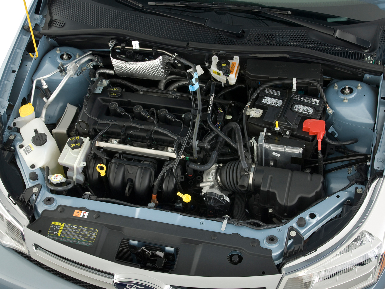 FORD FOCUS engine