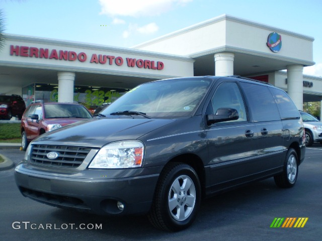 FORD FREESTAR black