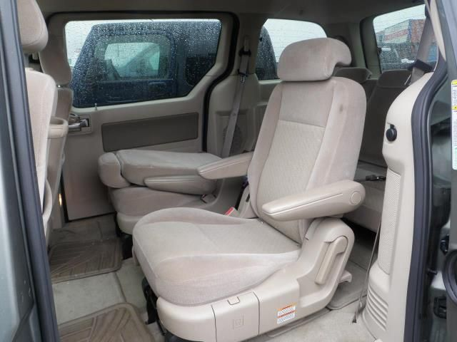 FORD FREESTAR green