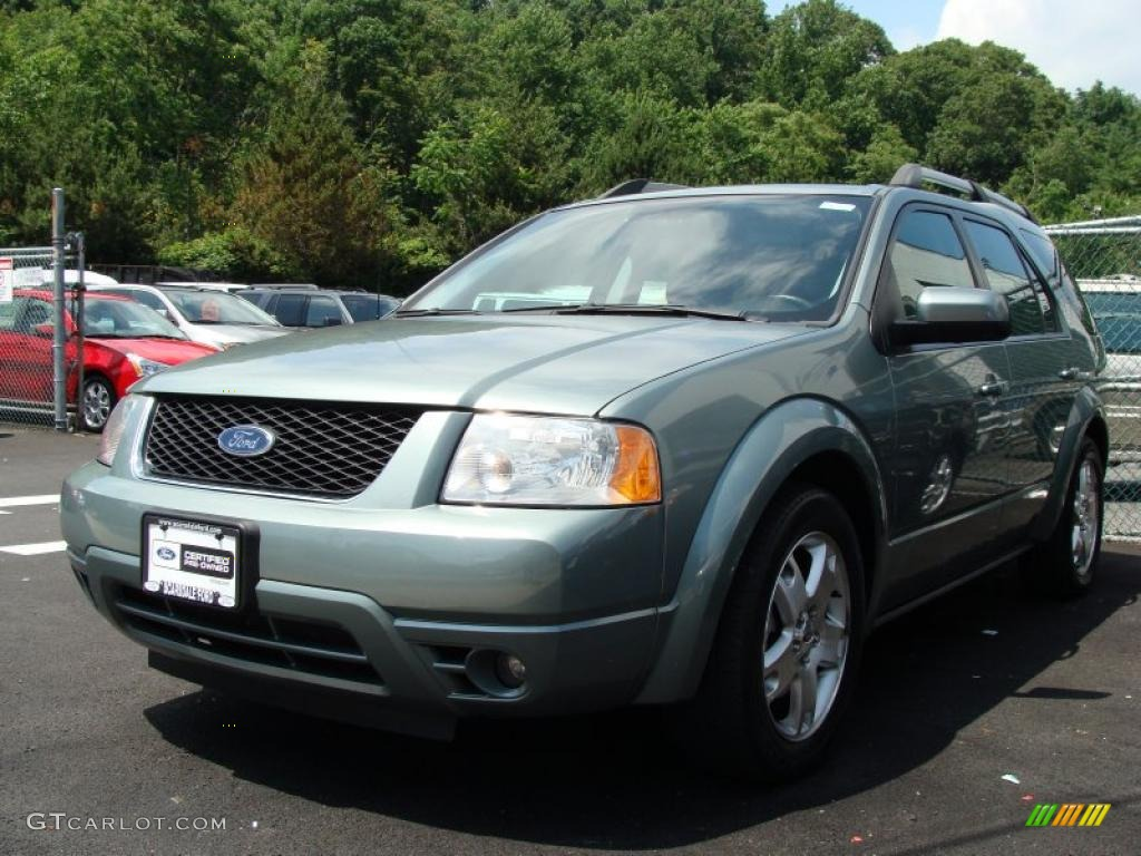 FORD FREESTYLE blue