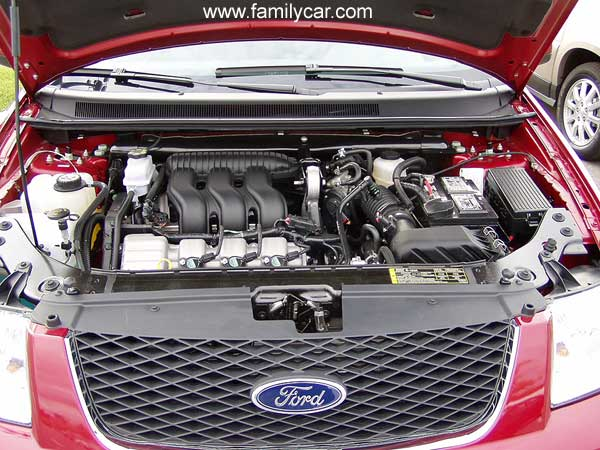 FORD FREESTYLE engine