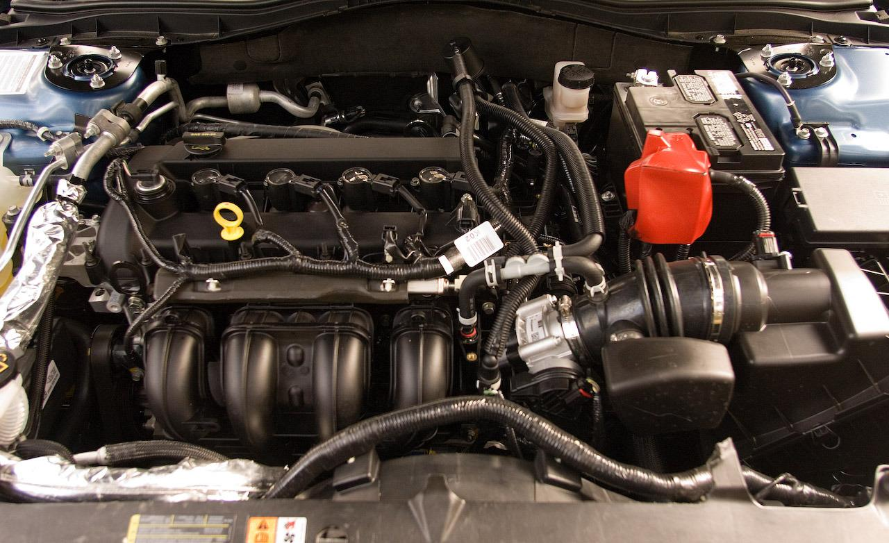 Ford Fusion Review And Photos 2010 Honda 3 5l Engine Diagram