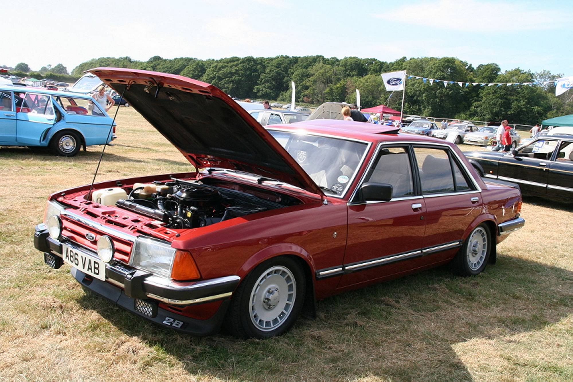 ford granada review and photos