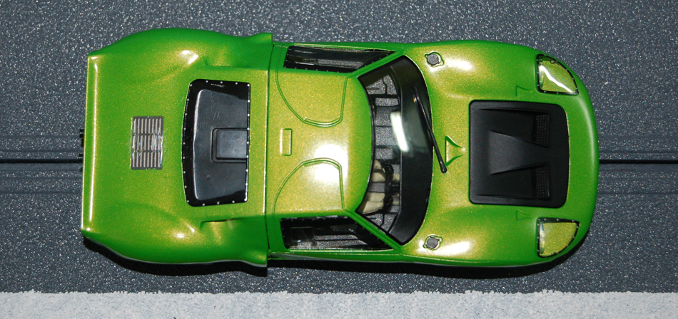 FORD GT 40 green