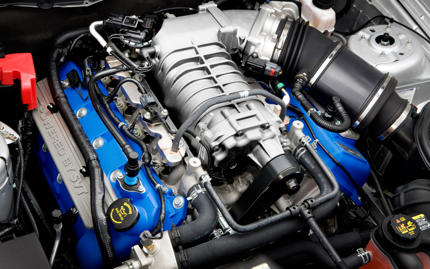 FORD GT 5.4 engine