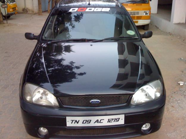 FORD IKON black