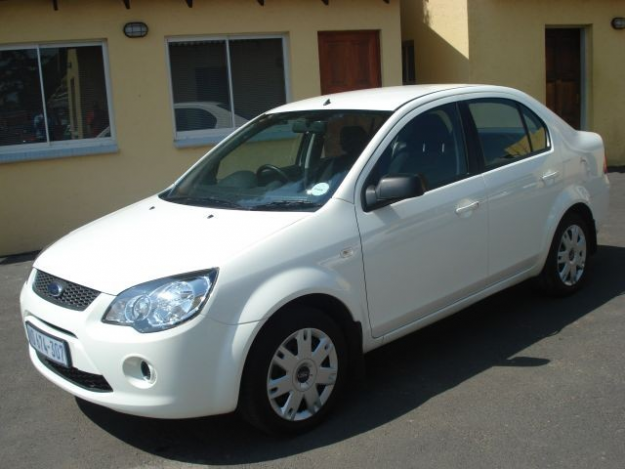 FORD IKON white
