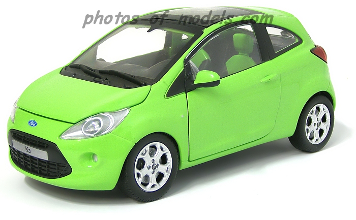 FORD KA green