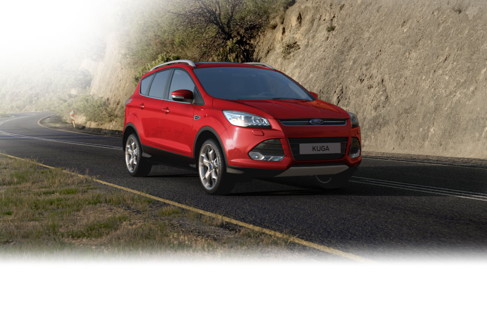 ford wallpaper (Ford Kuga)