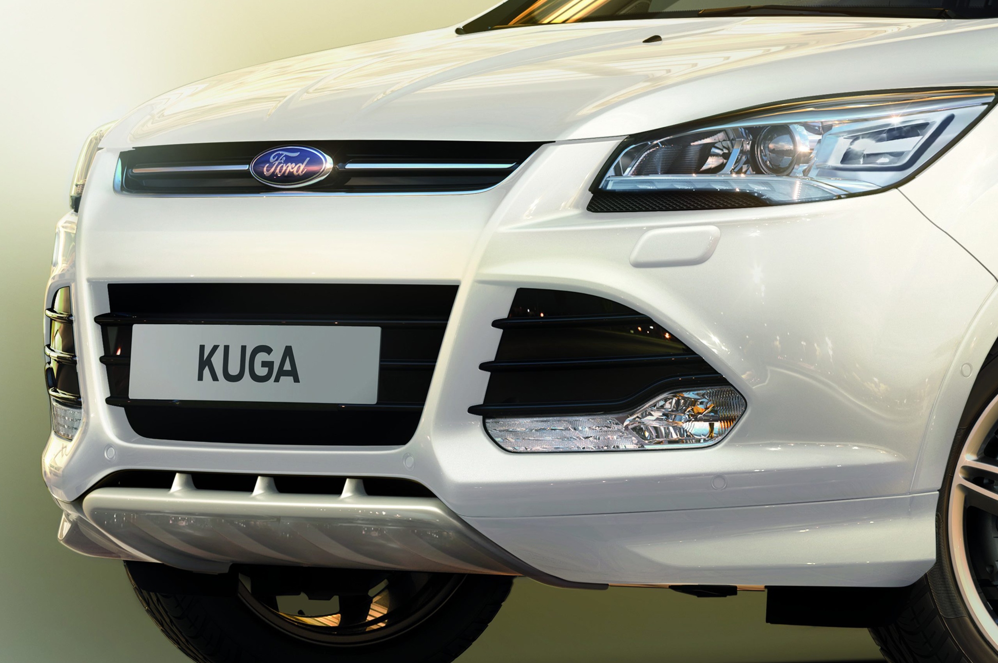 Ford kuga titanium x available in the uk showrooms