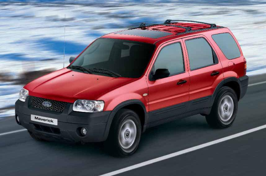 FORD MAVERICK 4X4
